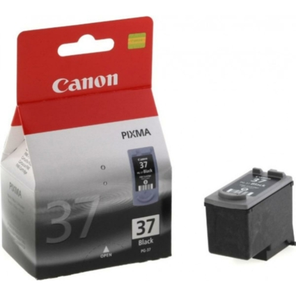 Canon PG37 Patron Black