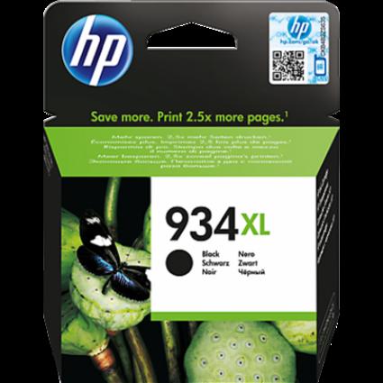 HP C2P23AE Patron Black No.934XL (Eredeti)