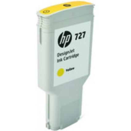 HP F9J78A Patron Yel 300ml No.727 (Eredeti)