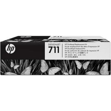 HP C1Q10A Pr.head készlet No.711 (Eredeti)