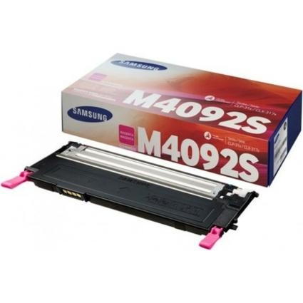 Samsung CLP 310 Magenta Toner  CLT-M4092S/ELS (SU272A) (Eredeti)