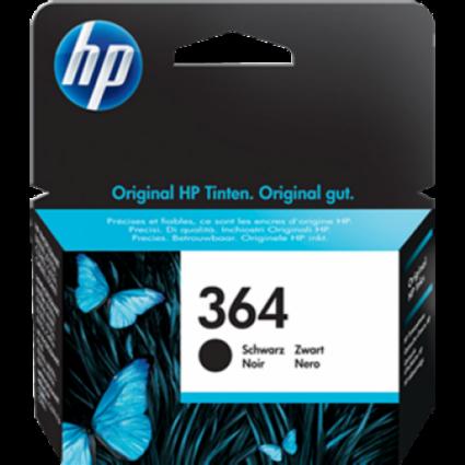 HP CB316EE Patron Black No.364 (Eredeti)