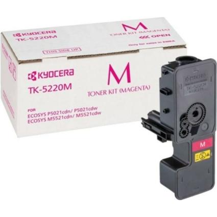 Kyocera TK-5220 Toner Magenta (Eredeti)