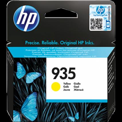 HP C2P22AE Patron Yellow No.935 (Eredeti)