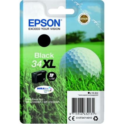 Epson T3471 Patron Black 16,3 ml (Eredeti)