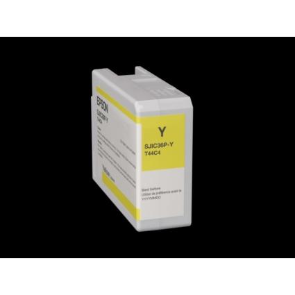 Epson C6500/C6000 Patron Yellow (Eredeti)