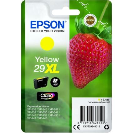 Epson T2994 Patron Yellow 29XL (Eredeti)