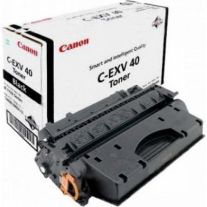 Canon C-EXV40 Toner BK (Eredeti)