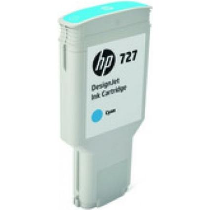 HP F9J76A Patron Cy 300ml No.727 (Eredeti)