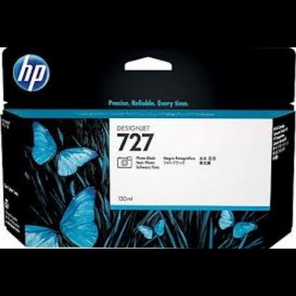 HP C1Q12A Patron matt Black 300ml No.727 (Eredeti)