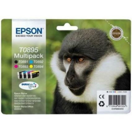 Epson T0895 Patron Multipack (Eredeti)