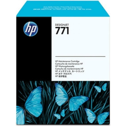 HP 771 Designjet maintenace kit CH644A (Eredeti)