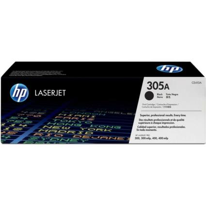 HP CE410A Toner Black 2,09k No.305A (Eredeti)