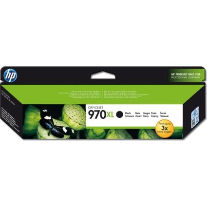 HP CN625AE Patron Black 9,2k No.970XL (Eredeti)