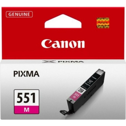 Canon CLI551 Patron Magenta