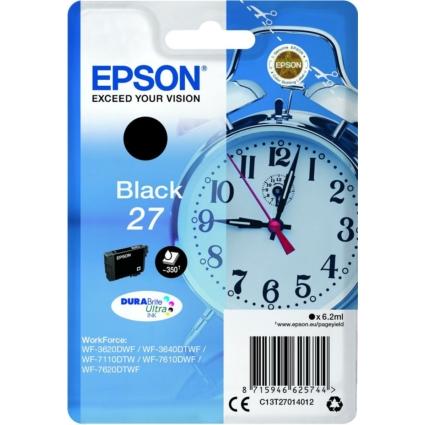 Epson T2701 Patron Black 6,2ml (Eredeti)