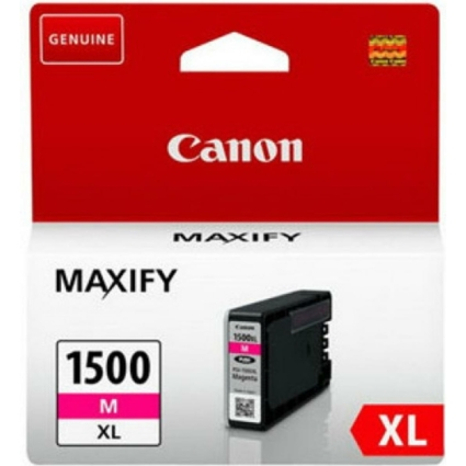 Canon PGI1500XL Patron Magenta