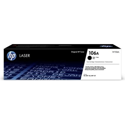 HP W1106A Toner Black 1k No.106A (Eredeti)