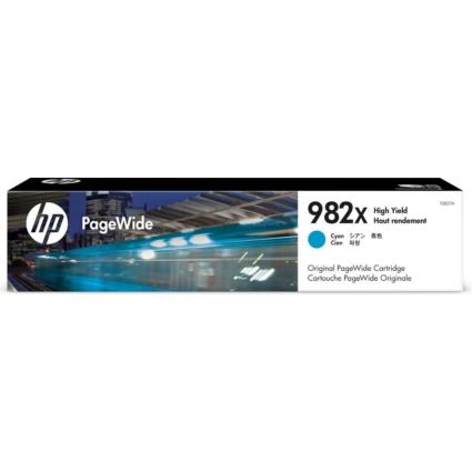 HP T0B27A PageWide Cyan 16k No.982X (Eredeti)