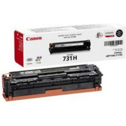 Canon CRG731 High Black Toner