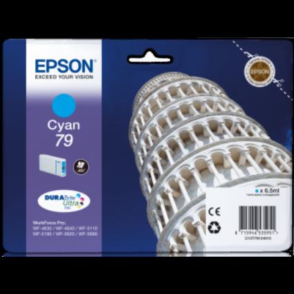 Epson T7912 Patron Cyan 0,8K (Eredeti)