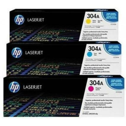 HP CF372AM multipack 2,8k No.304A(Eredeti)