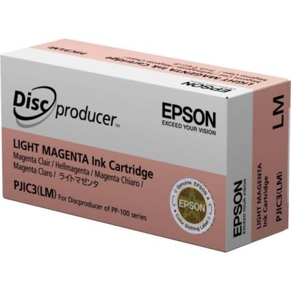 Epson PJIC3 Patron Light Magenta 26ml (Eredeti)