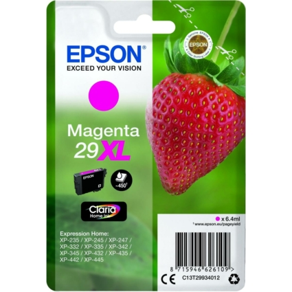 Epson T2993 Patron Magenta 29XL (Eredeti)