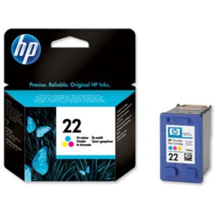 HP C9352A Patron Color 5ml No.22 (Eredeti)