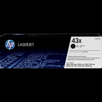 HP C8543X Toner Black 30k No.43X (Eredeti)