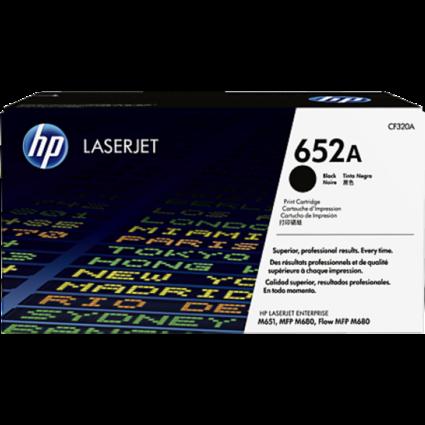 HP CF320A Toner Black 11,5k No.652A (Eredeti)