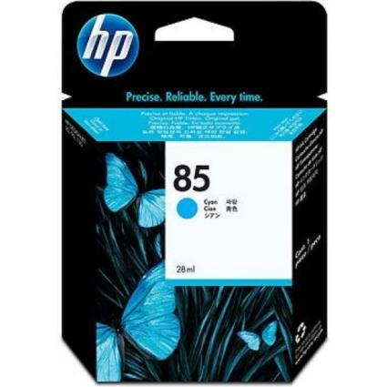HP C9425A Patron Cy 28ml No.85 (Eredeti)