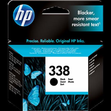 HP C8765EE Patron Low Black No.338 (Eredeti)