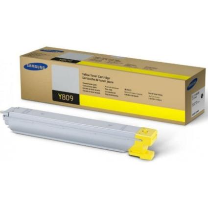 Samsung CLX9201/9301 Yellow Toner  CLT-Y809S/ELS (SS742A) (Eredeti)