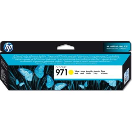 HP CN624AE Patron Yellow 2,5k No.971 (Eredeti)