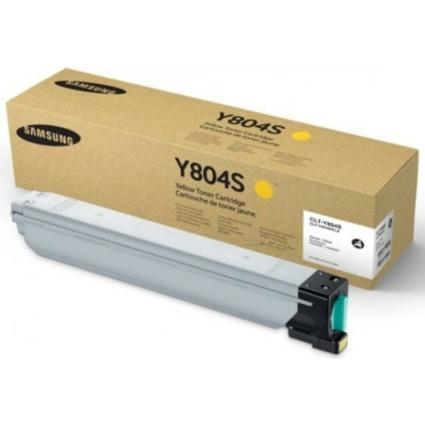 Samsung SLX3220/3280 Yellow Toner  CLT-Y804S/ELS 15k (SS721A) (Eredeti)
