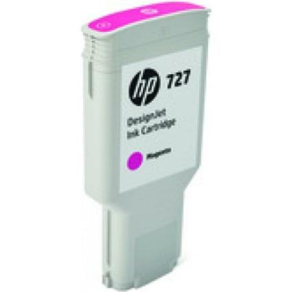 HP F9J77A Patron Mag 300ml No.727 (Eredeti)