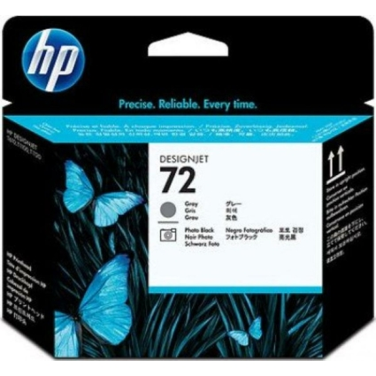 HP C9380A Phead Gray&Ph.Bk No.72 (Eredeti)