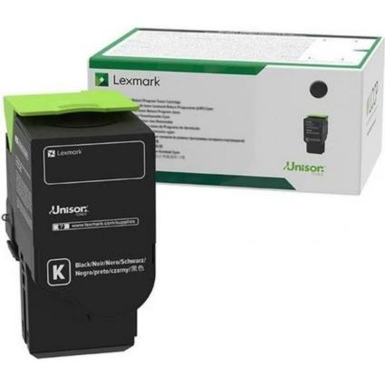 Lexmark CX622/625/CS521/622 Ultra High Corporate Toner Toner Black 10,5K (Eredeti) 78C2UKE