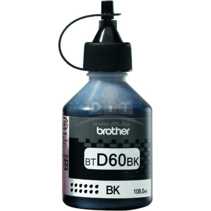 Brother BTD60BK tintatartály (Eredeti)