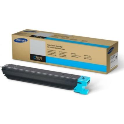Samsung CLX9201/9301 Cyan Toner  CLT-C809S/ELS (SS567A) (Eredeti)