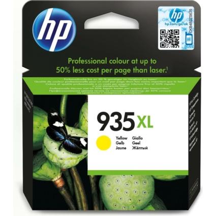 HP C2P26AE Patron Yellow No.935XL (Eredeti)