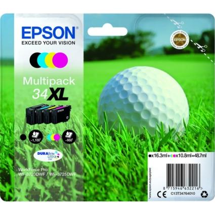 Epson T3476 Patron Multipack (Eredeti)