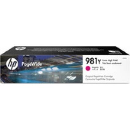 HP L0R14A Patron Magenta 16k No.981Y (Eredeti)