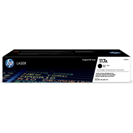 HP W2070A Toner Black 1k No.117A (Eredeti)