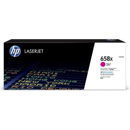HP W2003X Toner Magenta 28k No.658X (Eredeti)
