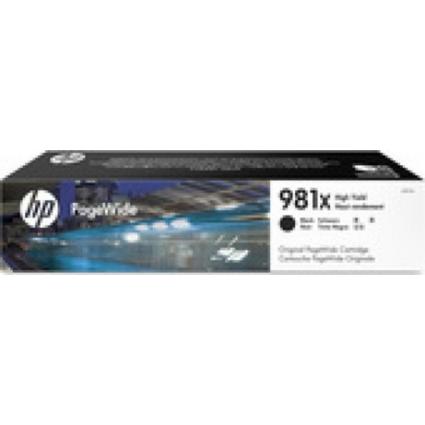 HP L0R12A Patron Black 11k No.981X (Eredeti)