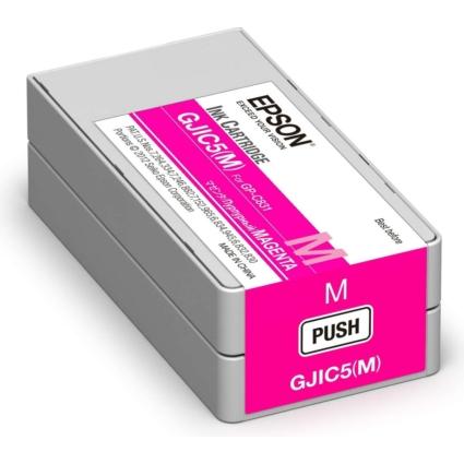 Epson C831 GJIC5M Patron Magenta 32,5ml (Eredeti)