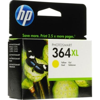 HP CB325EE Patron Yellow No.364XL (Eredeti)