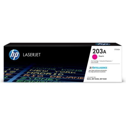 HP CF543A Toner Mag 1,3k No.203A (Eredeti)